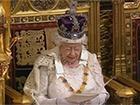 Королева Великобританії обіцяє й надалі тиснути на Росію