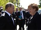 Меркель вказала Путіну на загрозу Європі від Росії