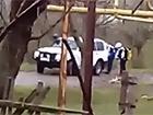 Моральні виродки зняли на відео як спостерігачі ОБСЄ розміновують тіло бійця «Азова»