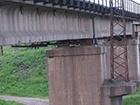 На Дніпропетровщині намагалися підірвати залізничний міст