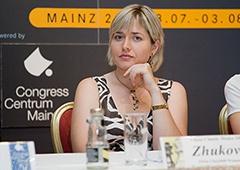 Наталя Жукова стала чемпіонкою Європи з шахів - фото