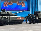 Росія озвучила нову причину зупинки танку «Армата» на репетиції параду у Москві