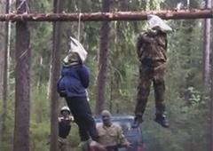 Терористи придумали новий фейк: «Повішання ополченця та його вагітної дружини» - фото