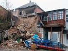 У Мелітополі обвалився будинок [фото]