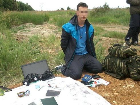 В Молдові затримано і доправлено до України бойовика банди «Сомалі» на прізвисько «Академік» - фото