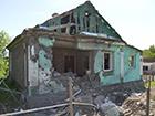 В Станиці Луганській за ніч від обстрілів згоріли два будинки