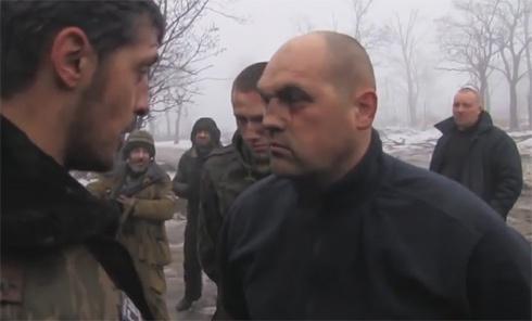 З полону звільнено «кіборга» Олега Кузьміних - фото