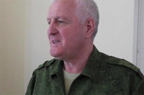 Екс-помічник міністра оборони України Олександр Коломієць перейшов на бік ворога? - фото