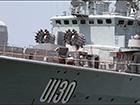 Фрегат «Гетьман Сагайдачний» випроводив російського бойового корабля з територіальних вод України