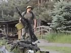 Обстрілюючи українські війська біля Мар'їнки, бойовики влучали в житлові квартали