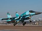Під Воронежем зазнав аварії Су-34