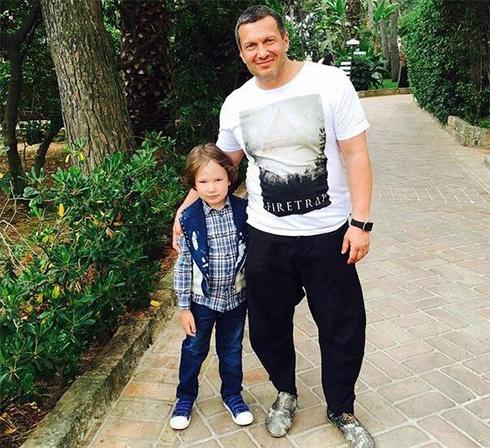 Пропагандист Соловйов обрав для відпочинку не «Кримнаш», а «Гейропу» - фото