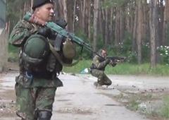 Протягом дня проросійські найманці 30 разів обстріляли позиції сил АТО, також гатили по мирним н.п - фото