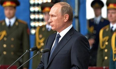 Путін оголосив про озброєння ще 40 ядерними ракетами - фото
