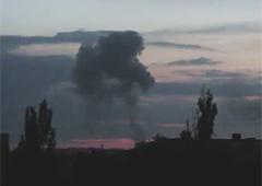 У Донецьку прогримів потужній вибух на заводі хімвиробів - фото