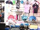 В Херсоні прикрили цех з виготовлення підробленого одягу та кросівок Adidas