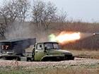 В неділю бойовики застосовували потужну артилерію та «Гради»