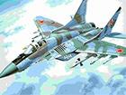 В Росії розбився винищувач Міг-29
