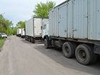 В Україні обмежено рух вантажівок