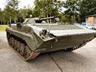 Водій легковика загинув, зіткнувшись з БМП-1