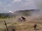 Як «оплаченці» з «Градів» обстрілюють і сили АТО, і контрольовані собою території – відео