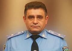 Звільнено начальника київської міліції - фото
