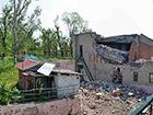 Бойовики зруйнували Широкине та й повернули його українцям