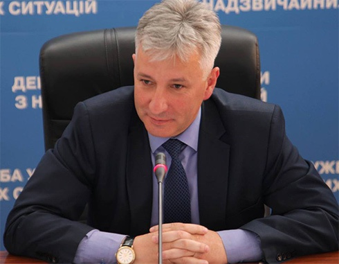 Глава ДСНС заступився за нещодавно призначеного головного рятувальника Києва - фото