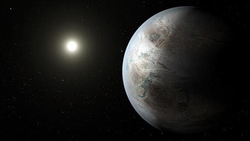 Kepler знайшов схожу на Землю планету - фото