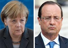 Олланд та Меркель рекомендували Порошенку продовжити реформу децентралізації - фото