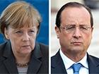 Олланд та Меркель рекомендували Порошенку продовжити реформу децентралізації