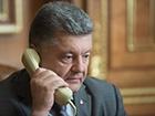 Порошенко розповів Путіну, Меркель та Олланду про ескалацію на Донбасі