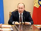 Путін: У війні на Донбасі винні ти, хто вводить санкції проти Росії
