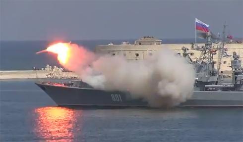 Росія зганьбилася в Севастополі на день свого ВМФ - фото