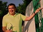 Саакашвілі почав боротися із закритими пляжами Одеси