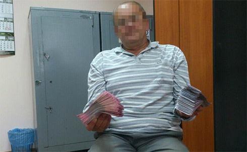 СБУ затримала фінансиста терористів - фото