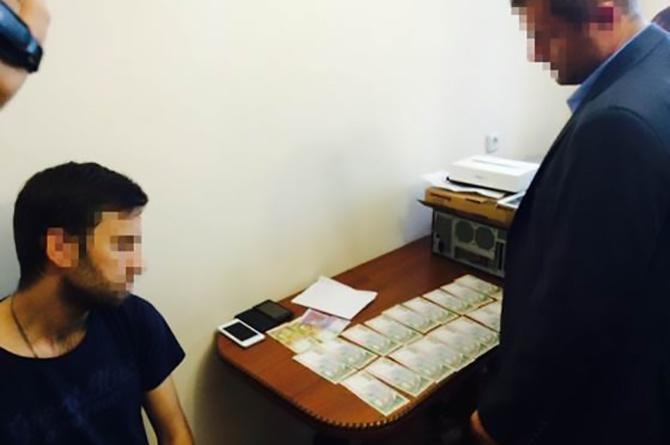 СБУшник-хабарник пройшов тестування та співбесіду до Національного антикорупційного бюро - фото