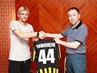 Тимощук перейшов до казахстанського ФК «Кайрат»