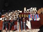 У Броварах СБУ вилучила зброю, привезену з АТО