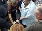 У Чернігові побили Дурнєва [відео]