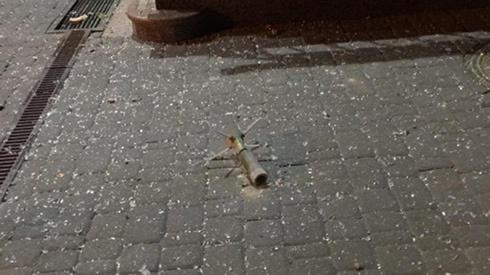 У Києві з гранатомету обстріляли відділення банку, - соцмережі - фото