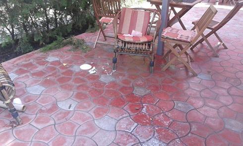 У Вознесенську застрелили чоловіка – це зробили з кущів на майданчику літнього кафе - фото