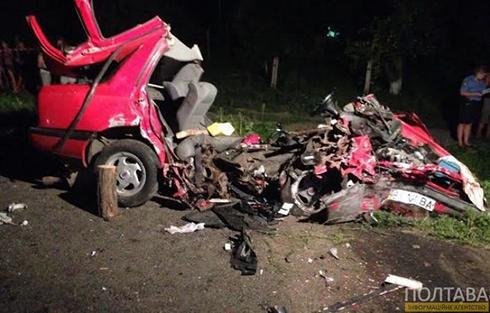 В аварії загинули дві людини, серед травмованих – голова Конституційного суду - фото