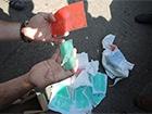 В Чернігові виявили копії печаток з ДВК та ОВК