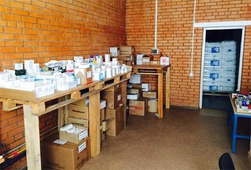 В Києві фармацевтичне підприємство фінансувало терористів «ДНР» - фото