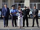 В Одесі презентували нову патрульну поліцію