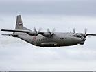 В Росії чергова аварія з військовим літаком