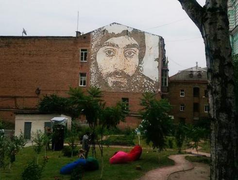 Відкрито барельєф Сергію Нігояну - фото
