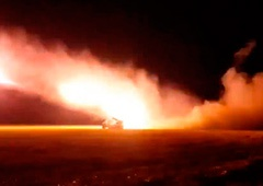 Вночі бойовики неодноразово застосовували БМ-21 «Град» - фото