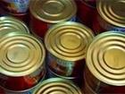 З військової частини привласнили тонну м'ясних консервів, призначених для АТО